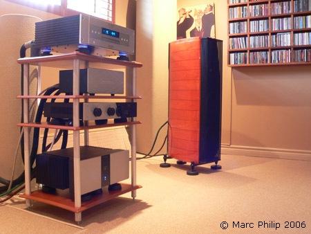 set up left side