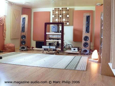hi-fi setup optimisé en 2007