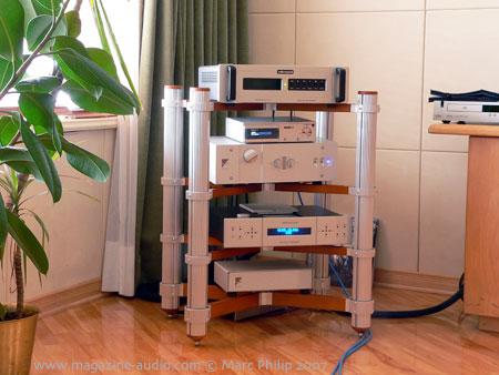 CDP integris vs CD7 Audio Research