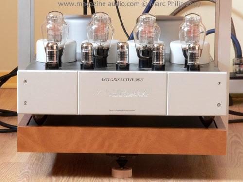amplificateur integris 300b