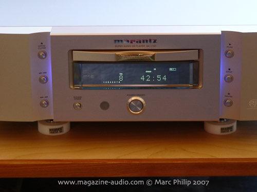 lecteur de CD/SACD Marantz