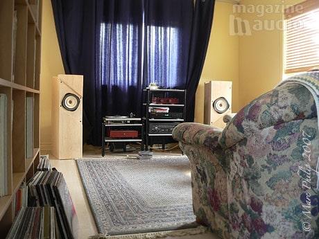 Lowther full range speaker