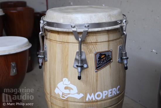 Tambour Moperc