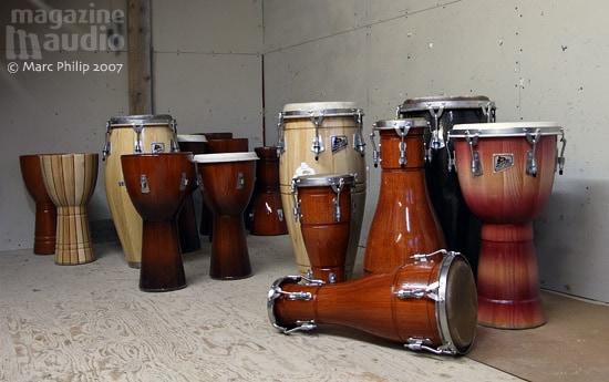 Tambours Moperc
