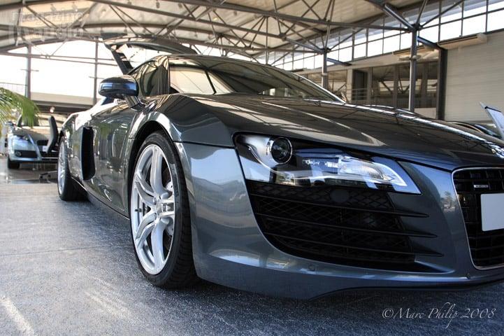 automobile Audi R8