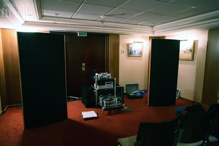 Audiofocus au spat 2008