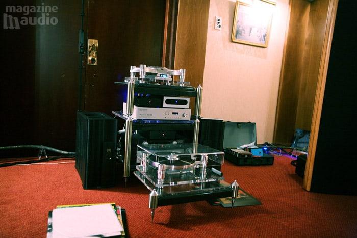 électroniques Audiofocus au spat 2008