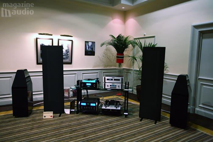 Wilson Audio et Audio Research au spat 2008
