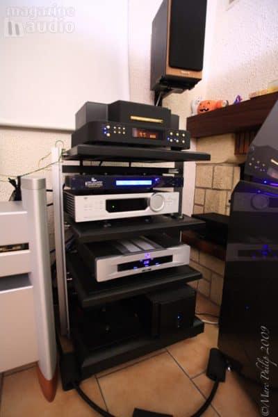 wilson audio watt & puppy7 + ampli halcro 68 + esoteric PO