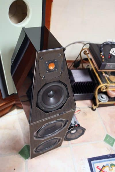 wilson audio watt & puppy3.2 + ampli Pass Aleph 0 + Krell MD10