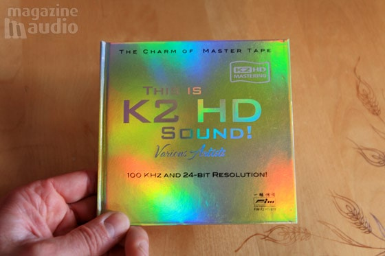 First Impression Music K2 sampler