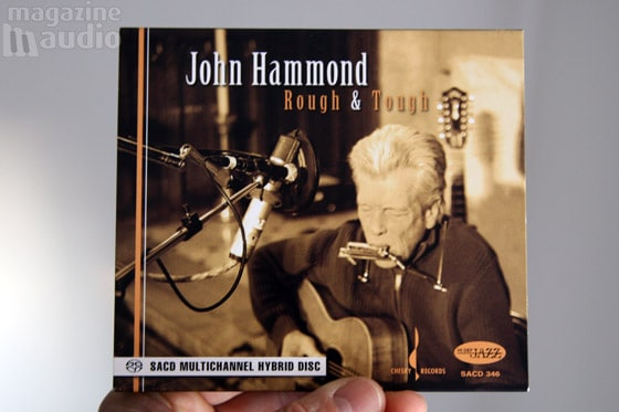 John Hammond disque blues music