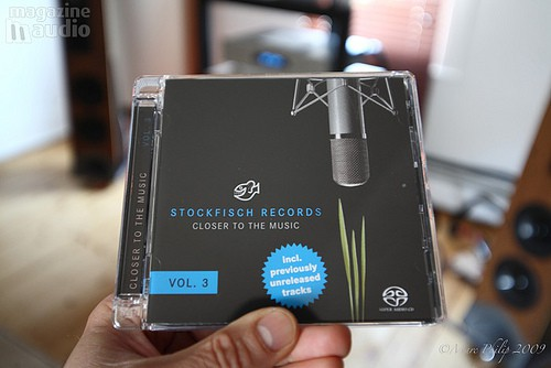 CD/SACD stockfish records vol3