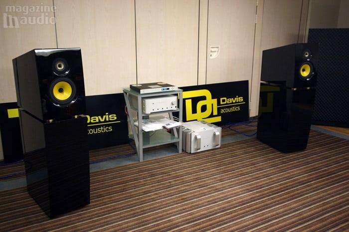 davis-setup