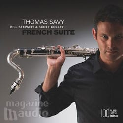 Thomas Savy clarinettiste