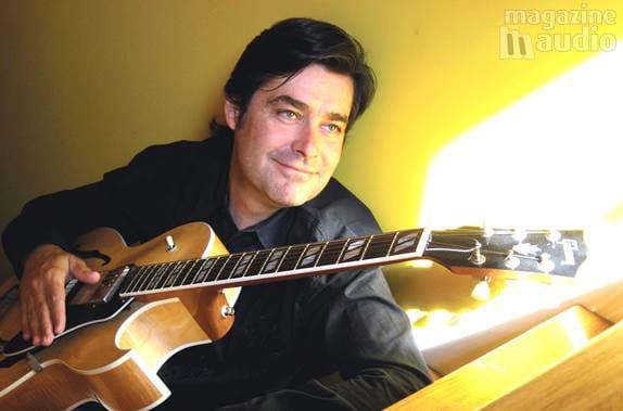 Mike Goudreau musicien