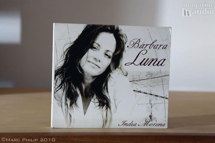 Barbara Luna album India morena