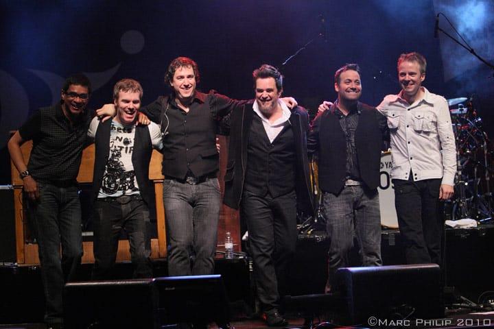 Sylvain Cossette et ses musiciens, Festival rétro pop de Victoriaville