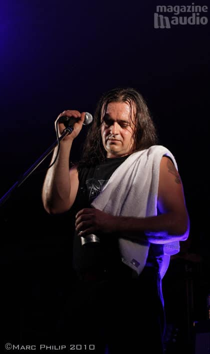 Christian Prince lead vocal Quebec Rock