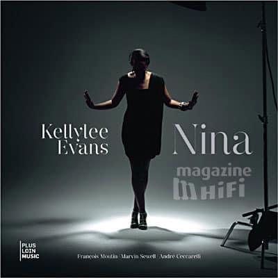 Nina : nouvel album de Kellylee Evans