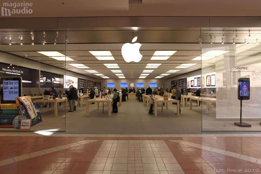 Apple Store de Quebec
