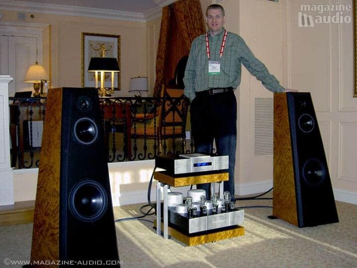 Acoustics 300B integris au CES