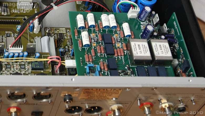 Module phono Aurum Acoustics