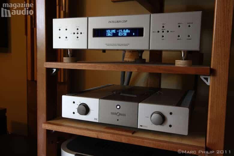 Le match parfait Aurum Acoustics et Stormaudio