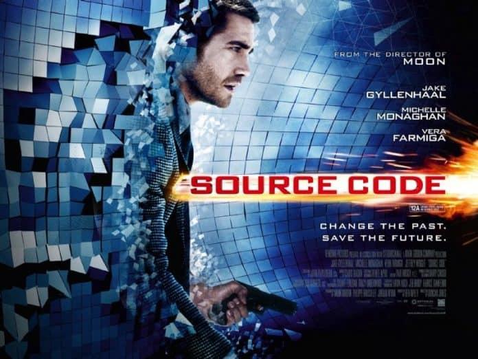 affiche du film code source