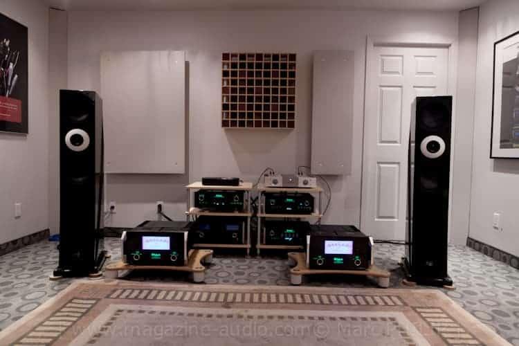 Cabasse Pacific 3 Sa Et Stormaudio V55 Magazine Audio