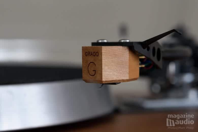 Cellule Grado modèle Sonata