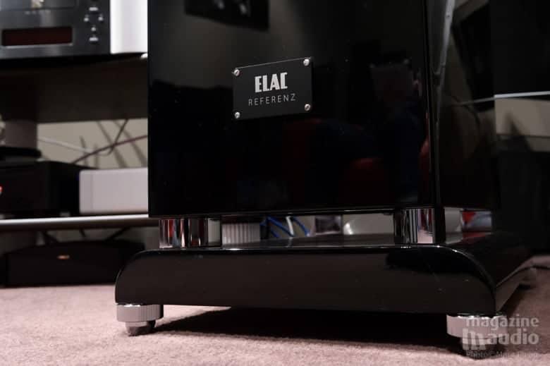 Enceinte acoustique Elac 509