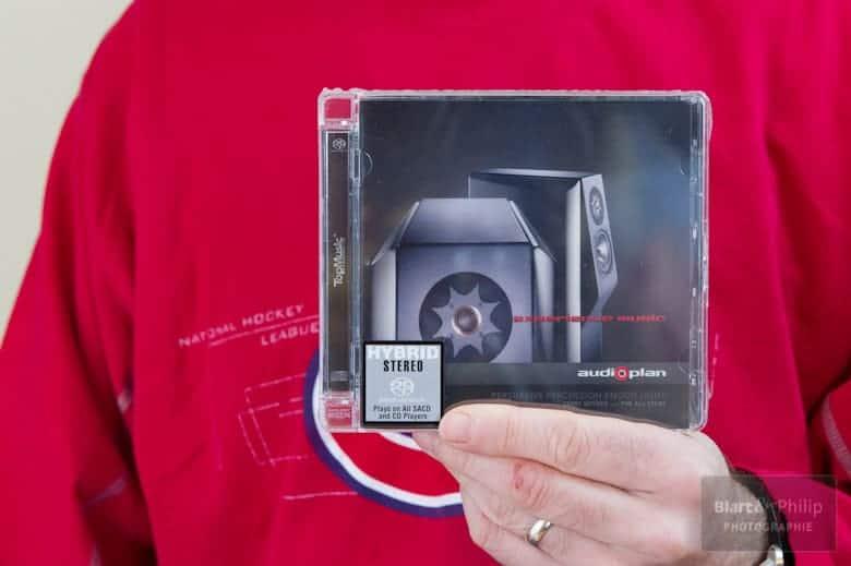 Disque audiophile par Top Music