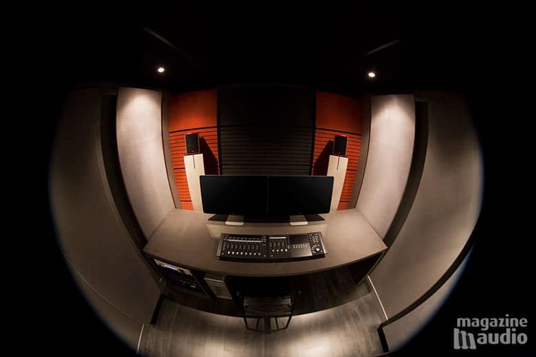 Studio de Mister You par Amadeus