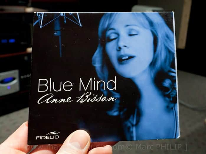 Blue Mind par Anne Bisson