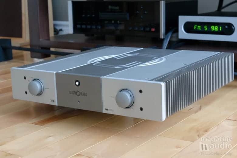 Amplificateur intégré Stormaudio modèle Vertigo V55