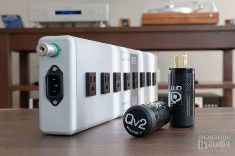 Quantum Qb-8 et QV-2