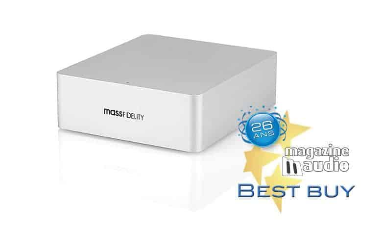 Mass Fidelity présentait Relay, le best buy du SSI 2013.