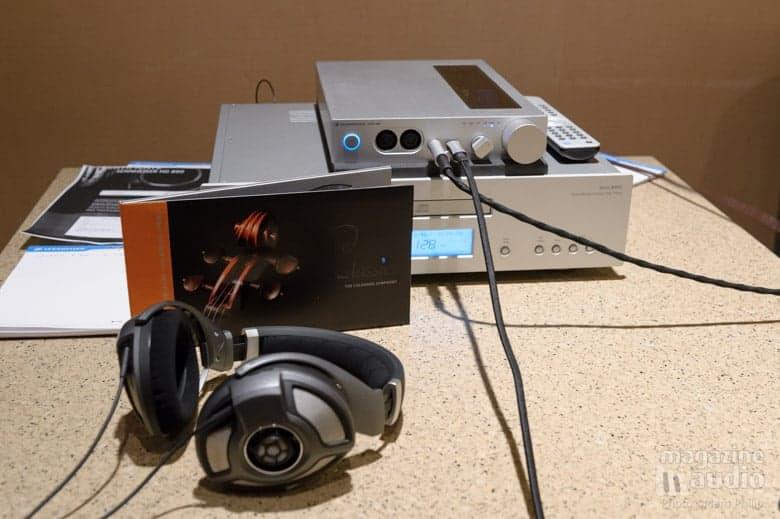 Mon écouteur stéréo coup de cœur au SSI 2013, le Sennheiser HD800.