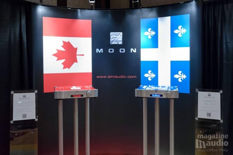 Simaudio présente deux appareils Moon pour séparatiste :-)