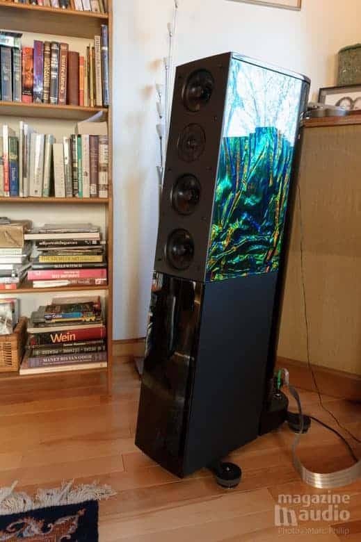 Enceintes Audio Physic Cardeas