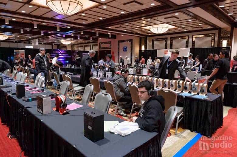 Zone Audio Personnel lors du SSI 2013