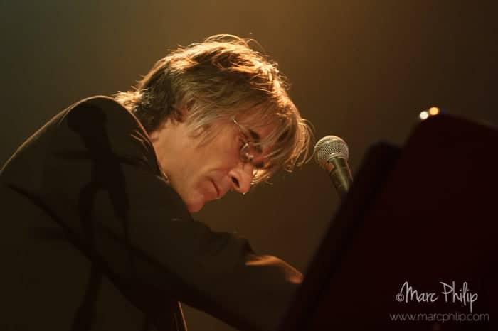 Danys Levasseur à la guitare et au clavier