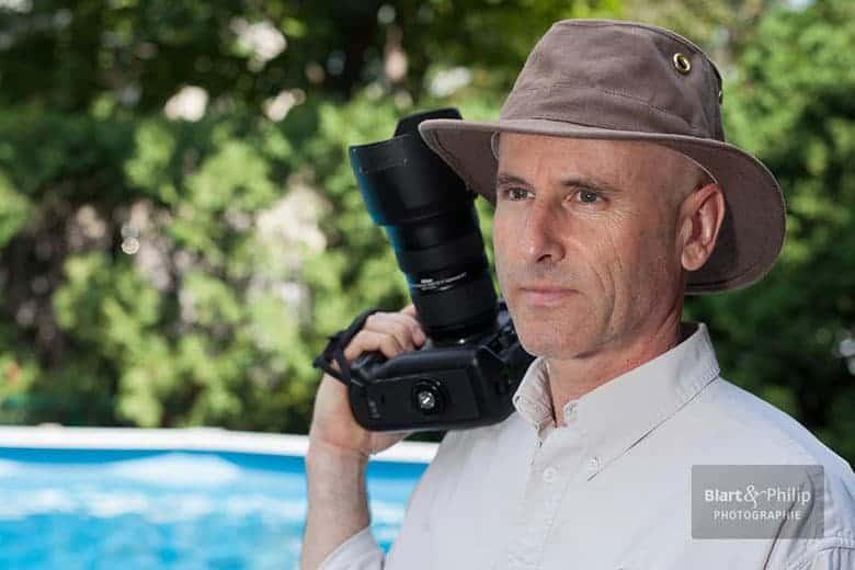 Marc Philip, photographe multidisciplinaire.