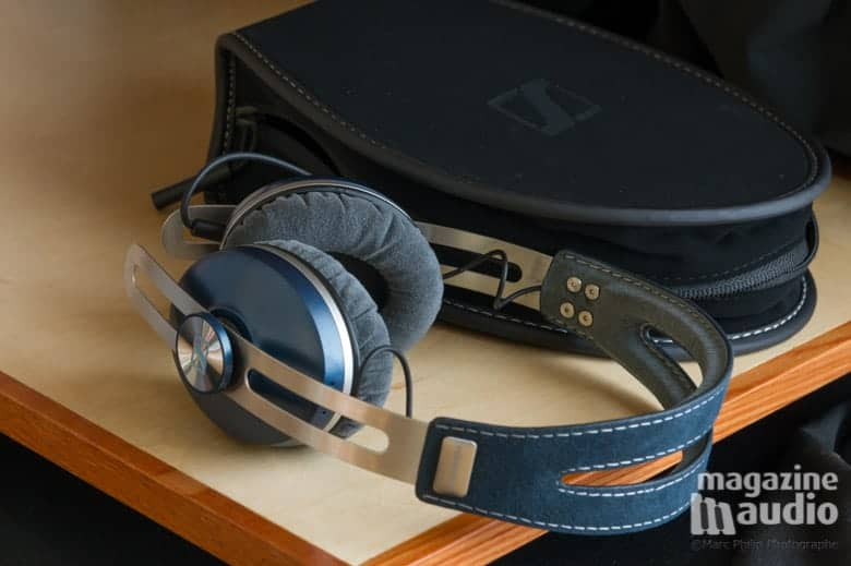 Sennheiser Momentum On-Ear version blue