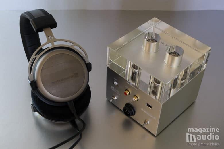 Beyerdynamic T1 et WA7 Woo Audio