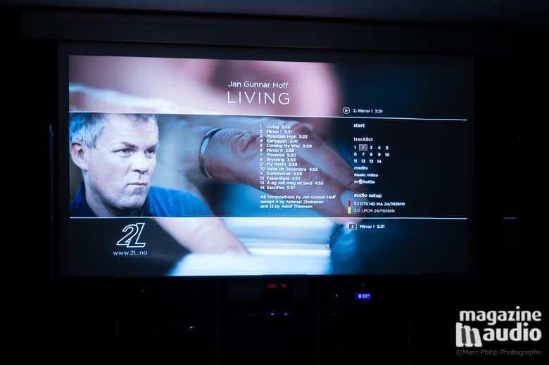 Screen shot issu d'un blu-ray 2L