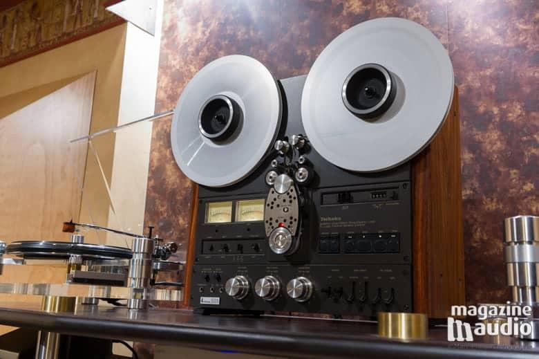 Tape bobine Technics RS1506us