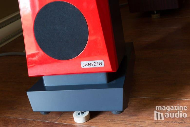 Enceinte acoustique zA2.1