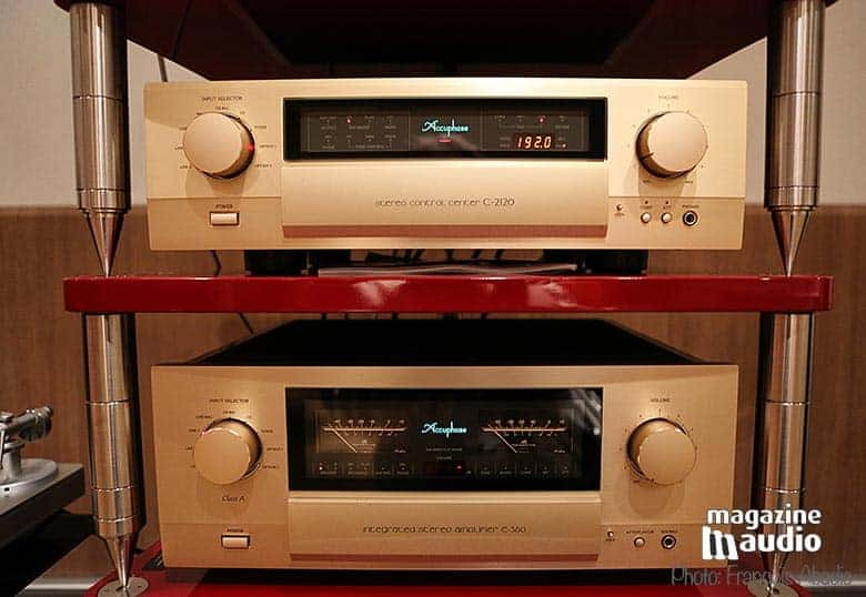 Electroniques Accuphase